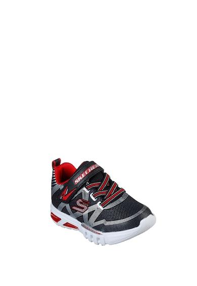 Skechers Pantofi sport cu LED-uri Flex-Glow Baieti