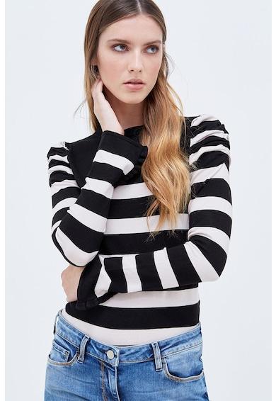 Motivi Csíkos pulóver női