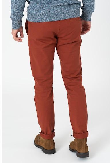 Scotch & Soda Pantaloni chino cu talie ajustabila Barbati