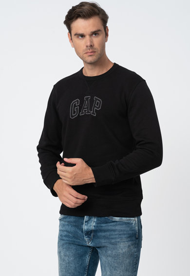 GAP Bluza sport cu logo brodat Barbati