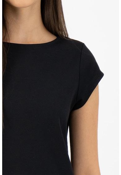 GAP Rochie tip tricou cu decolteu barcuta Femei
