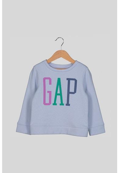 GAP Bluza sport cu logo stralucitor Fete