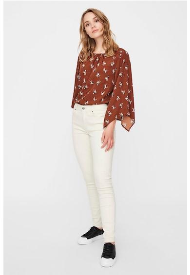Vero Moda Pantaloni slim fit Seven Femei