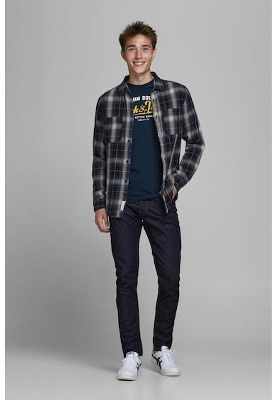 Jack&Jones Tricou de bumbac cu imprimeu logo Barbati