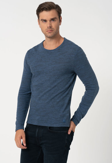 BLEND Bluza din amestec de bumbac Barbati
