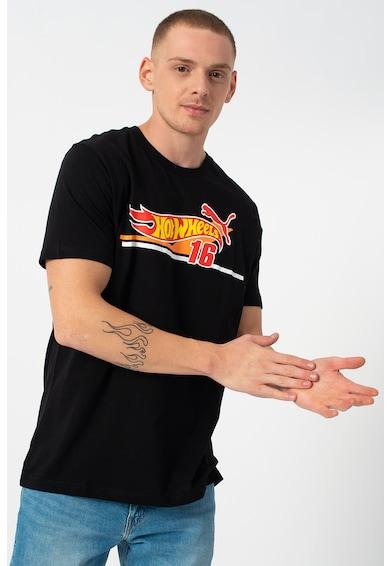 Puma Hot Wheels mintás póló férfi