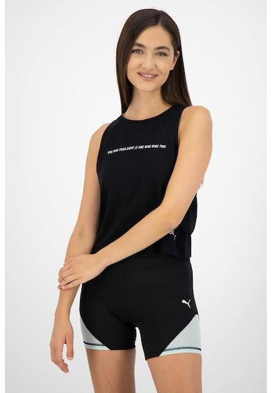 Puma Top regular fit pentru fitness Femei