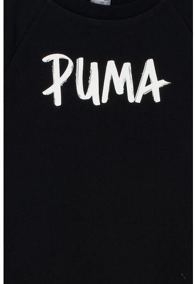 Puma Rochie cu imprimeu logo Sport Fete