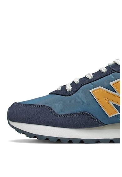 New Balance Pantofi sport de plasa si piele intoarsa 527 Barbati