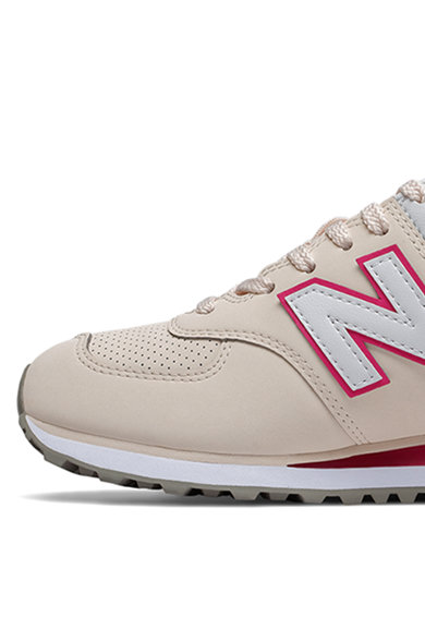 New Balance Pantofi sport cu talpa contrastanta 574 Femei