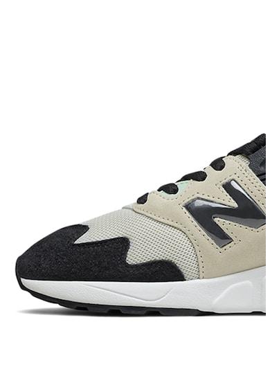 New Balance Pantofi sport cu insertii de piele 997 Femei