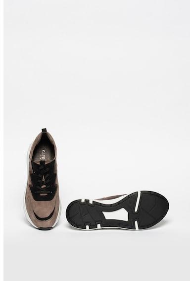 Caprice Nyersbőr sneaker női