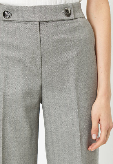 KOTON Pantaloni evazati cu buzunare Femei