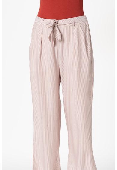 Triumph Pantaloni crop de pijama cu talie inalta Femei