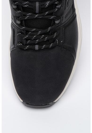 Lotto Pantofi sport mid-high cu garnituri de piele ecologica Nexus Barbati