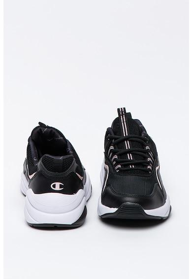 Champion Pantofi sport cu garnituri de piele Niner Femei