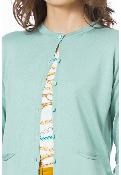 Sense Cardigan din amestec de in tricotat fin Femei