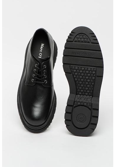 Marc O'Polo Pantofi din piele cu talpa aderenta Barbati