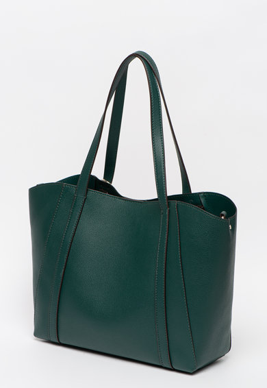 Guess Geanta shopper de piele ecologica cu etui interior detasabil Naya Femei