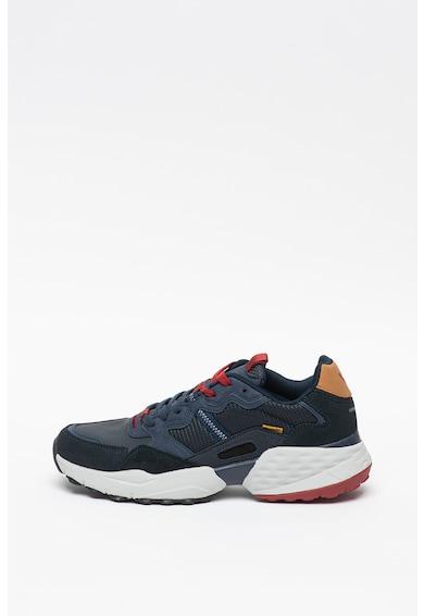Wrangler Спортни обувки Iconic с кожа Мъже