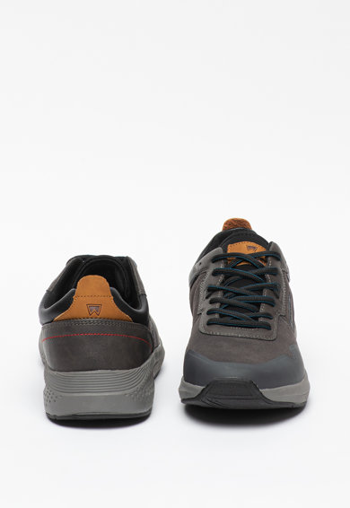 Wrangler Велурени спортни обувки Sequoia с еко кожа Мъже