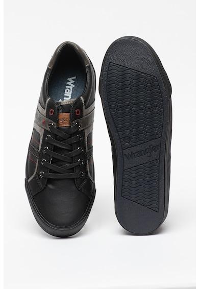 Wrangler Pantofi sport derby de piele ecologica Pacific Barbati