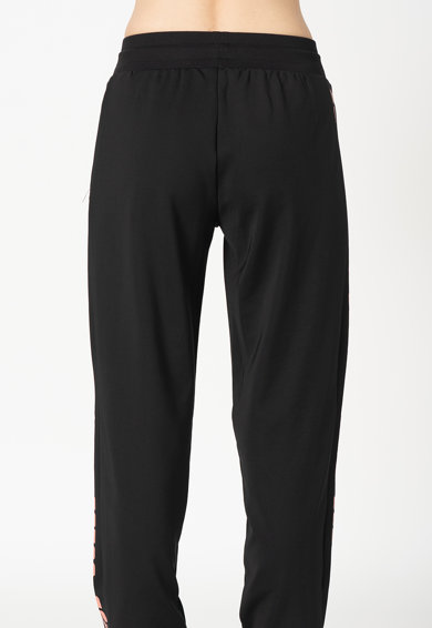 Guess Pantaloni sport de casa cu logo Femei