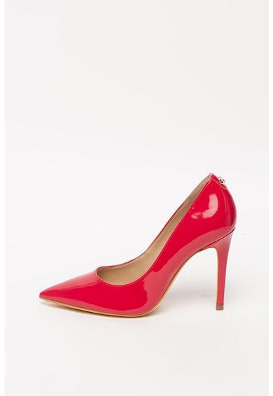 Guess Pantofi cu toc inalt si aspect lacuit Femei