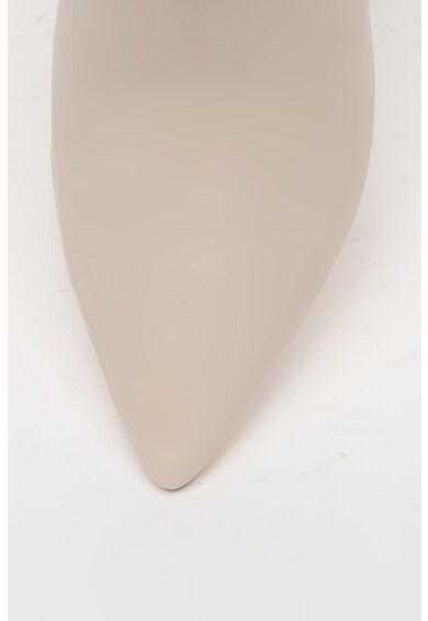 Guess Botine de piele cu fermoar Femei
