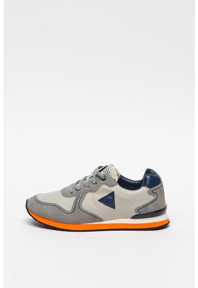 Guess Pantofi sport de piele ecologica Fete
