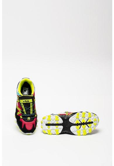 Fila Trail-R sneaker colorblock dizájnnal női