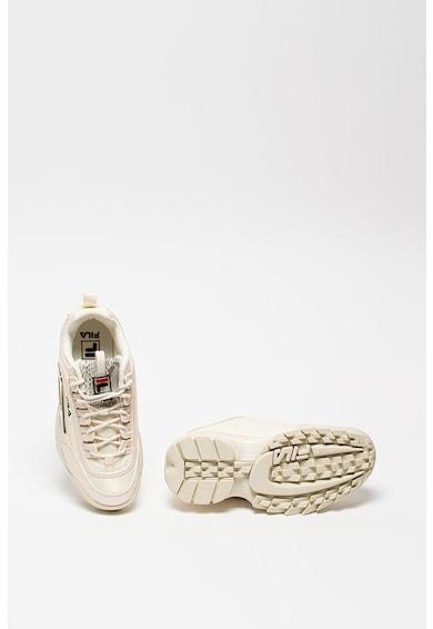 Fila Disruptor műbőr és textil sneaker vastag talppal női
