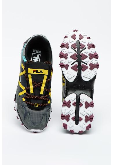 Fila Trail-R sneaker nyersbőr részletekkel férfi