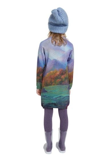 DESIGUAL Rochie cu imprimeu Frozen Fete
