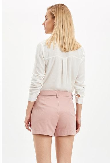 DeFacto Pantaloni scurti cu buzunare oblice Femei