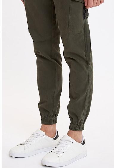 DeFacto Pantaloni jogger cargo Barbati