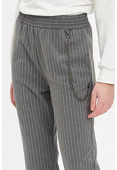 DeFacto Pantaloni cu lant decorativ Femei