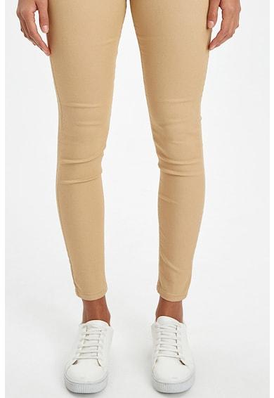 DeFacto Pantaloni skinny crop Femei