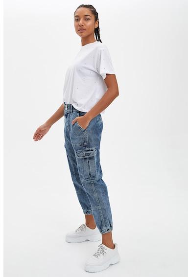DeFacto Tricou de bumbac cu imprimeu Femei