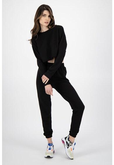 Missguided Set de bluza sport crop si pantaloni sport Femei