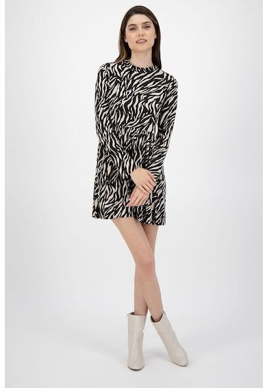 Missguided Rochie mini cu imprimeu zebra Femei