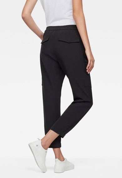 G-Star RAW Pantaloni jogger relaxed fit Hybrid Archive Femei