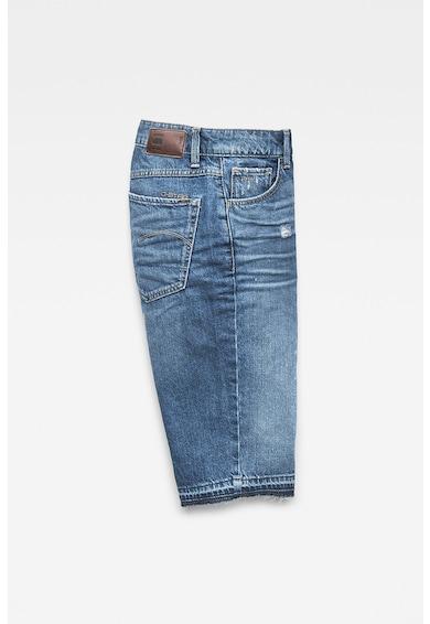 G-Star RAW Pantaloni scurti de denim cu rupturi decorative Femei