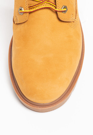 Timberland Pantofi mid-high de piele nabuc Basic Barbati