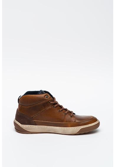 Gaastra Pantofi sport mid-high de piele Denzel Barbati