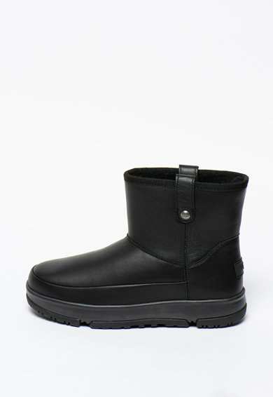 UGG Ghete fara inchidere Classic Weather Mini Femei