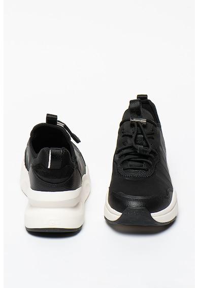 UGG Pantofi sport slip-on cu garnituri din piele La Daze Femei