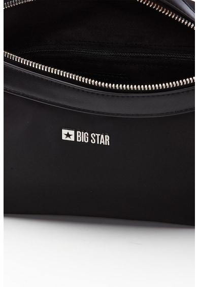 Big Star Borseta cu aplicatie metalica cu logo Femei