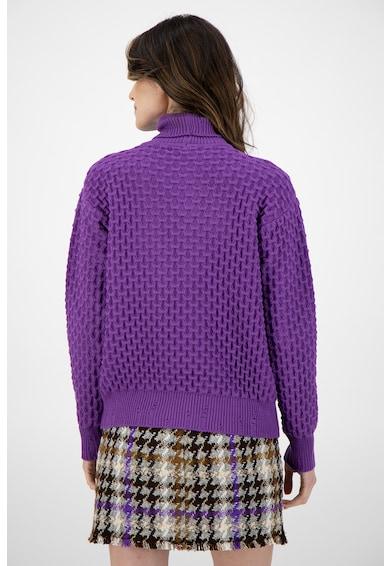 Pinko Pulover tricotat cu guler inalt Femei