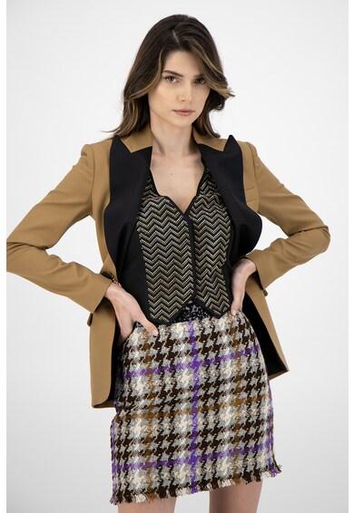 Pinko Sacou din amestec de lana Femei